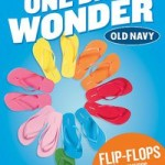 1.00 Flip Flops at Old Navy