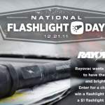 $1 Rayovac Flashlight Coupon = FREE Flashlight at Walmart