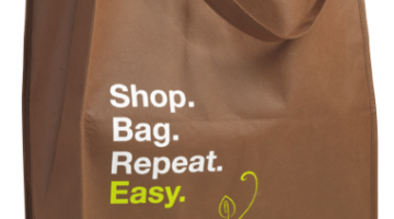 Staples: FREE Eco Bag + 15% off Everything That Fits In Bag