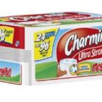 Charmin Ultra Strong 96 Regular Rolls ONLY $21.08 Shipped