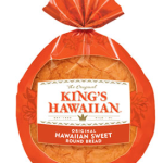 Walmart: King's Hawaiin Sweet Round Bread $0.98