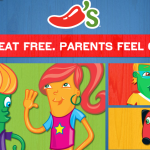 Chili's Kids Eat FREE 2/21 – 2/22