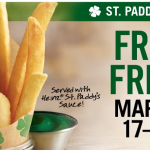 Burger King: FREE Fries (March 17 & 18, 2012)