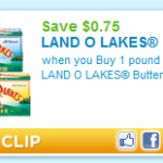 Printable Butter Coupons and *HOT* Deal Scenarios