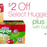 Amazon: Awesome Deals on Huggies Diapers All Sizes
