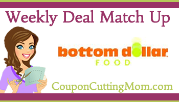 Coupon bottom dollar