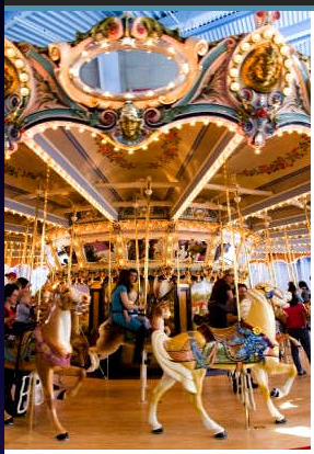 For only $9 (regularly $19) you can get 1 admission ticket & 1 carousel ticket at Please Touch Museum in Philadelphia. Don't miss this amazing discount! It will come in handy once the weather gets cooler.