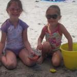 Frugal Family Fun: Beach Day (Day 6)