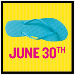 Old Navy $1 Flip Flops – Read Post for Date