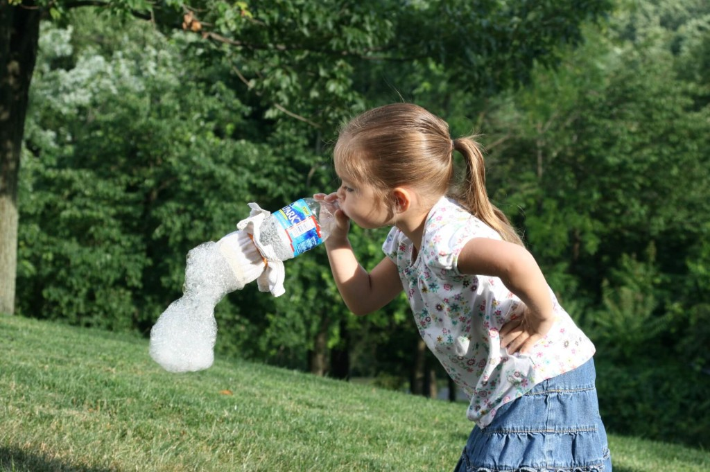 Frugal Family Fun Homemade Bubble Maker Day 7 Coupon