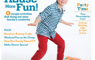 FREE Family Fun 1-Year Magazine Subscription