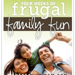 Four Weeks of Frugal Family Fun – Day 1