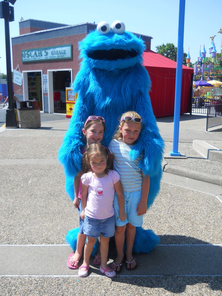 photo about Sesame Place Printable Coupons titled Sesame Desired destination Admission Tickets Merely $35 (Reg. $69)