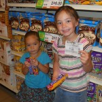 Frugal Family Fun: Grocery Shopping (Day 16)