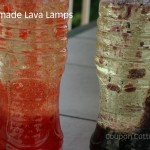 Frugal Family Fun: Homemade Lava Lamps (Day 15)
