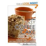 Free ebook: Easy Coffee Cake Recipes