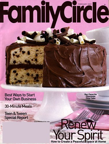 Family Circle Magazine Only $0.33 Per Issue - 80% Savings Off Cover Price