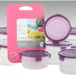 16 Piece Lock & Lock Container Set $14.99 + Free Cutting Board