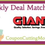 Giant Matchup 10/7 – 10/13