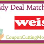 Weis Matchup 8/11 – 8/17/13