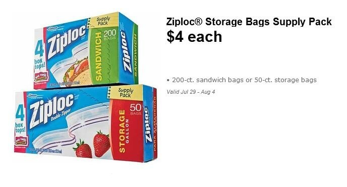picture relating to Ziploc Printable Coupons named Ziploc Sandwich Baggage