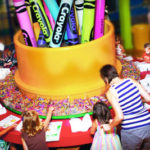 The Crayola Factory Only $12 For Admission For 2 (50% off)