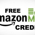 FREE $2 Amazon MP3 Credit