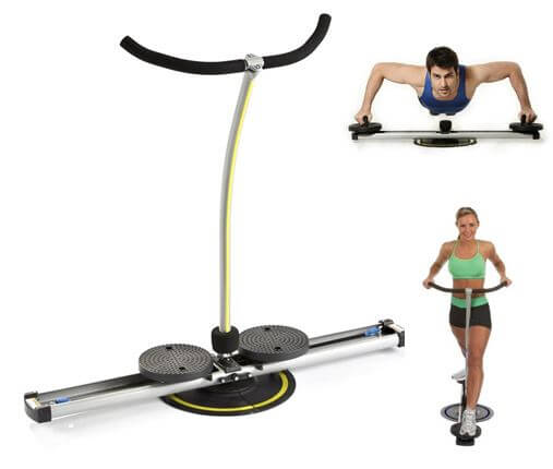 Circleglide Pro Total Body Exercise System Only 24 99