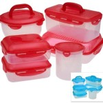 Lock & Lock 17-Piece Serve & Store Set Only $19.99 Shipped (67% off)