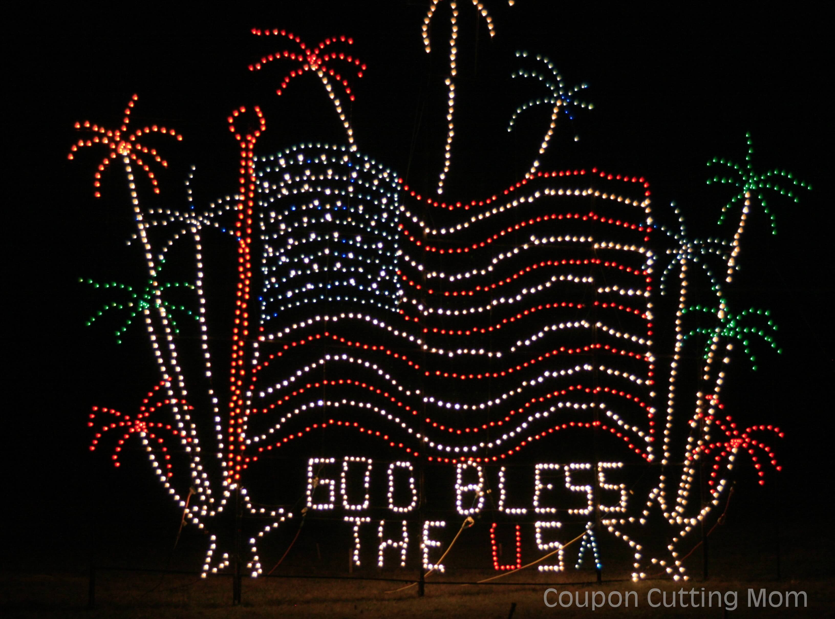 Drive Through Christmas Lights Pa