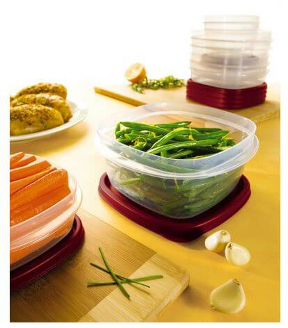 Rubbermaid 42-Piece Food Storage Set Only $14.99 (Reg. $27)