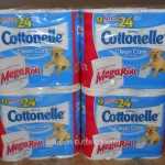 Weis Shopping Trip: Cottonelle Bath Tissue Only $3.99 Per Pack