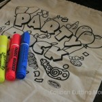ColorTime Recycle Tote Bag and Markers Review and Giveaway (ends 1/16/13)