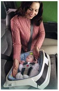 Angel Guard Preemie Car Seat