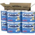Amazon: Cottonelle Bath Tissue 32 Double Rolls Only $15.92 Shipped (reg. price $30.14)