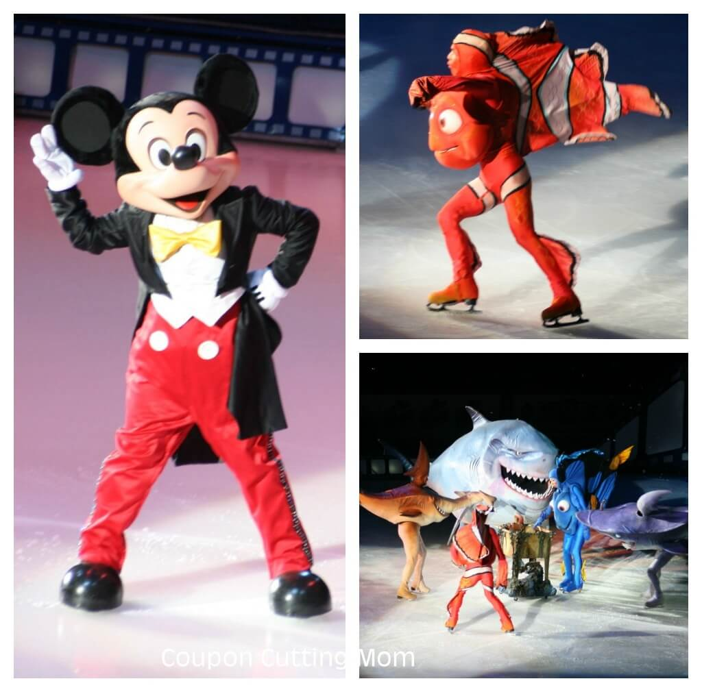 The kids and I had the privilege of attending Disney On Ice celebrates
