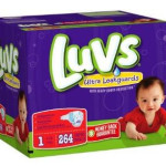 *Stock Up Price* Luvs Diapers As Low As $0.09 Each Shipped