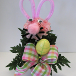 Royer's Kids Event: Create Your FREE Carnation Bunny Arrangement