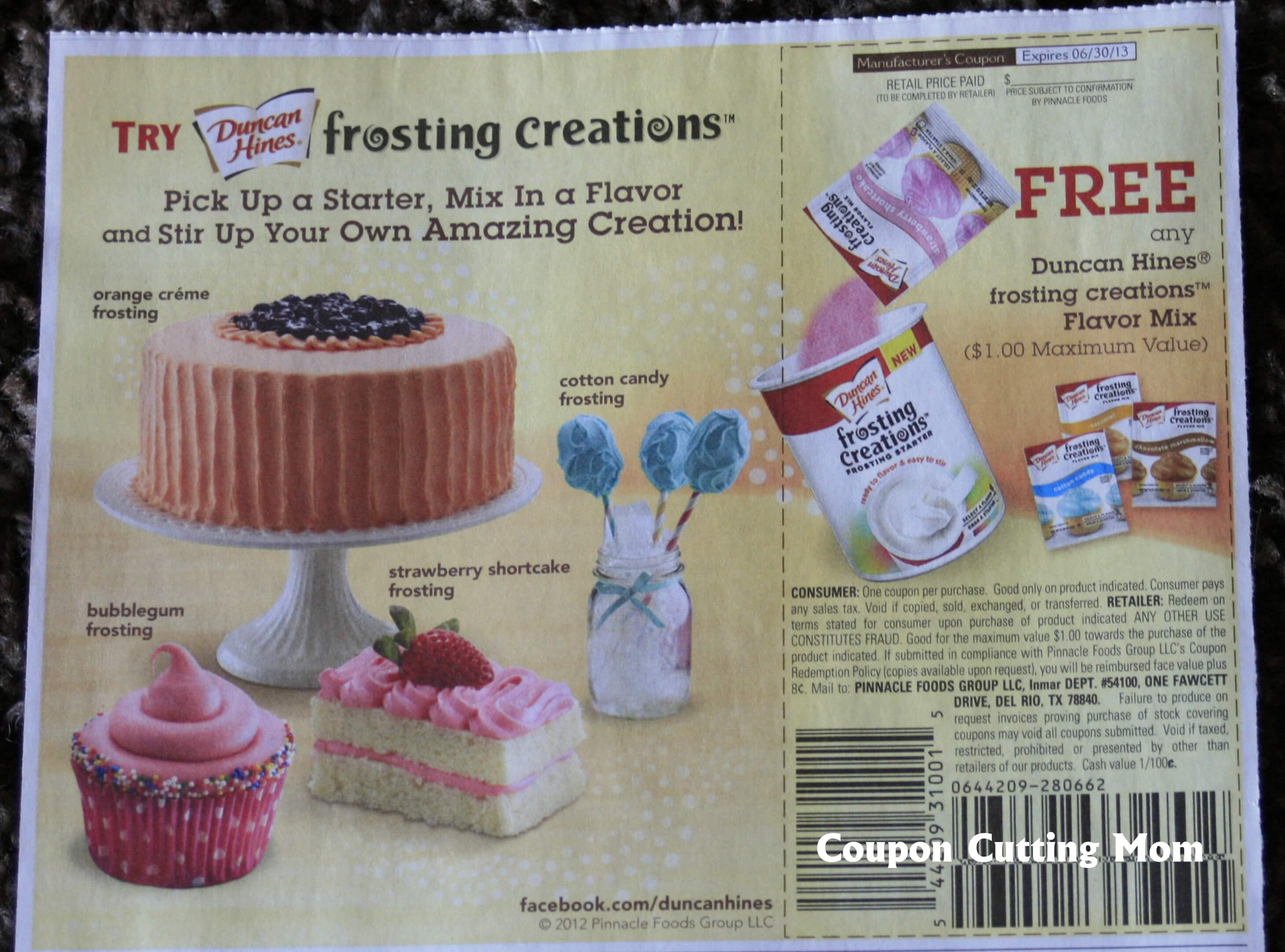 Icing online coupons