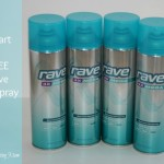 Kmart: FREE Rave Hairspray (through 5/4)