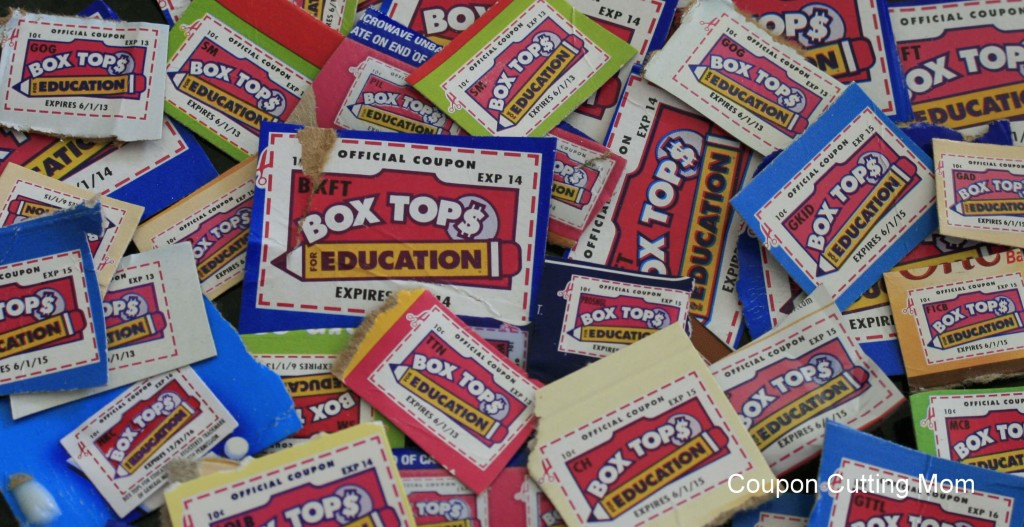 Box tops coupons for free