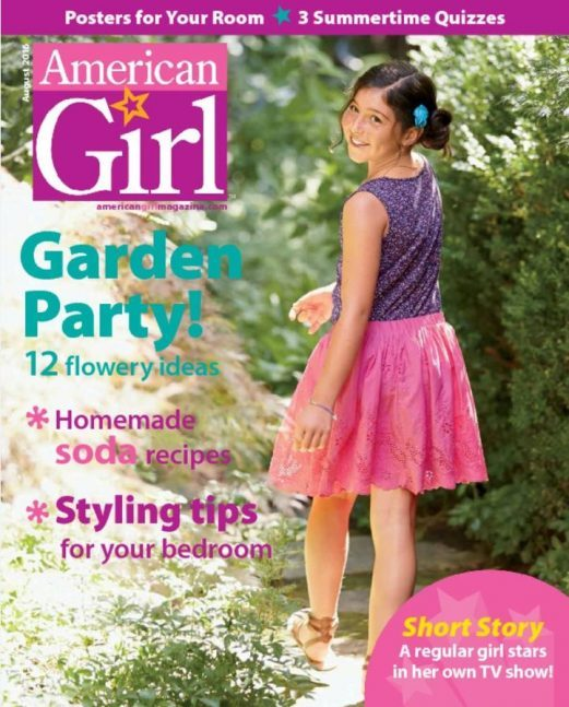 American Girl Magazine Subscription 40% Off Regular Price