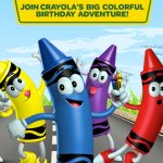 Crayola Is Celebrating Their 110th Birthday Enter To Win A FREE Trip to the Crayola Experience