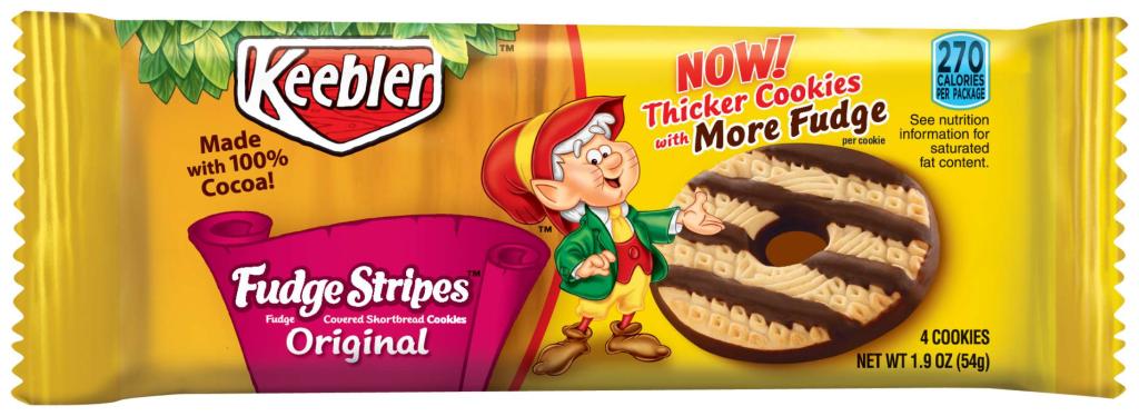 Weis: Keebler Fudge Stripes Cookies Only $0.99 (Starts 4/7/13)