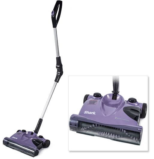 Shark Rechargeable Floor And Carpet Sweeper Parts Review