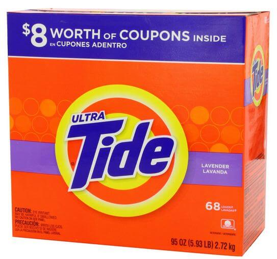 Tide Powder Laundry Detergent 95 Oz Only 10 97 Shipped