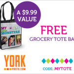 FREE Custom Photo Tote Bag (+ $3.99 shipping)