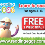 Reading Eggs and ABCmouse.com – FREE Educational Kid Programs