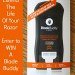 Extend The Life of Your Razor – Blade Buddy Review and Giveaway (ends 5/29/13)