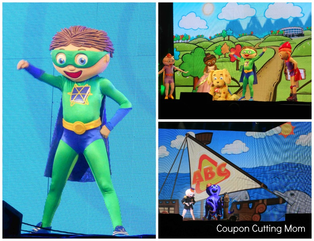Super Why Live You Ve Got The Power Show Review